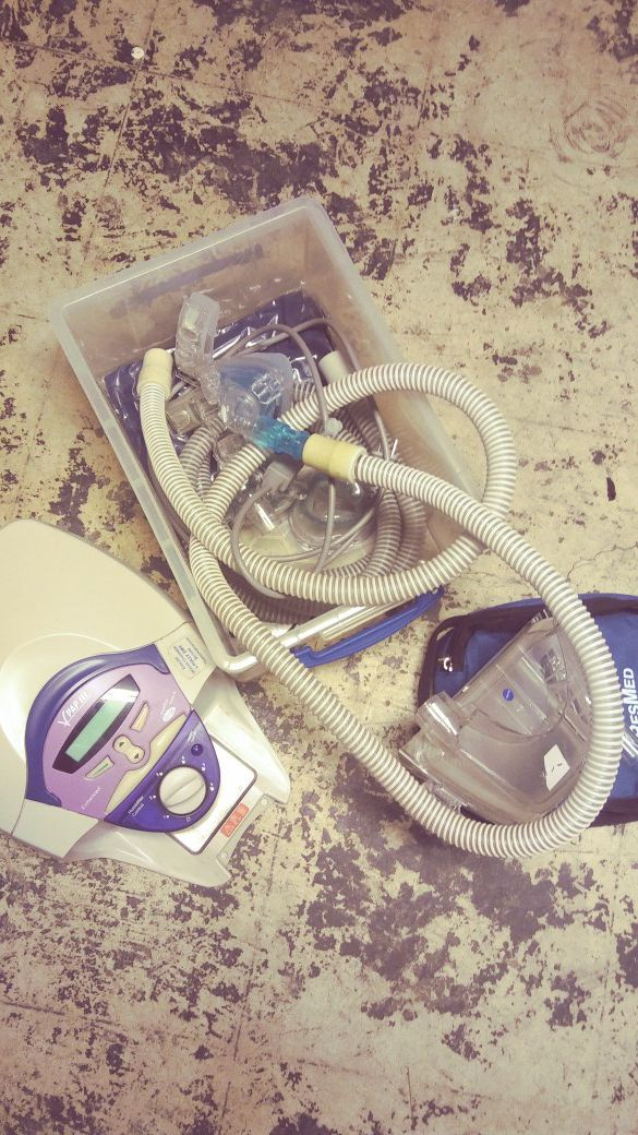 Res-Med CPap Machine
