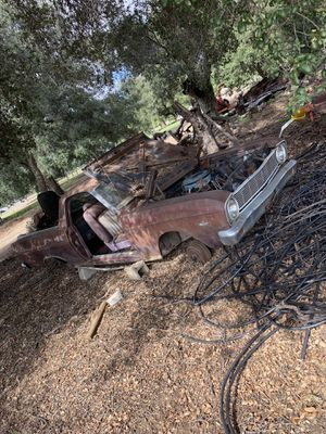 1968 Ford Ranchero 289 4v (project) for Sale in San Diego, CA