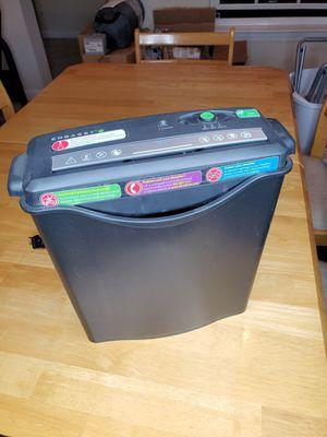 Paper Shredder for Sale in Greenville, SC