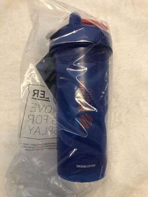 BRAND NEW Red, White, Blue Blender Bottle. LIMITED EDITION JULY 2020 for Sale in Hawthorne, CA