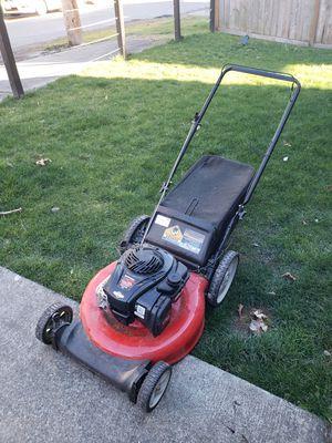 "Briggs & Stratton 21"" Gas Lawnmower for Sale in Seattle, WA"