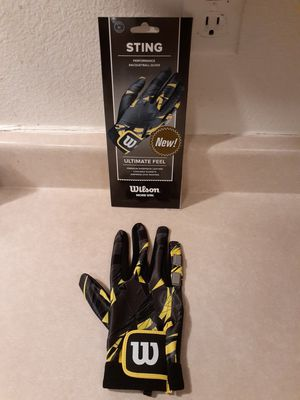 Wilson Racquetball Glove New Size Medium for Sale in Las Vegas, NV