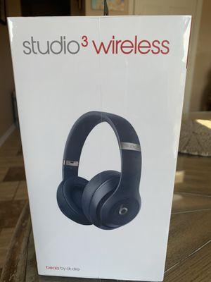 Brand New Factory Sealed Beats Studio 3 Wireless for Sale in Burgettstown, PA
