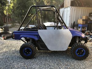 Yamaha rhino aftermarket rollcage for Sale in Riverside, CA