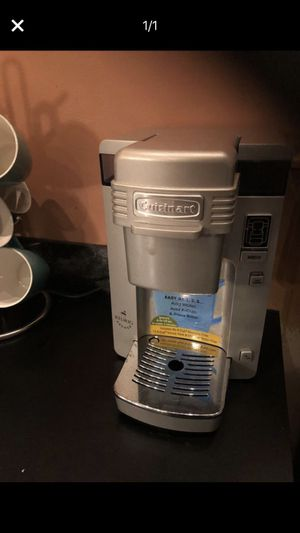 Cuisinart Keurig coffee maker for Sale in Boston, MA
