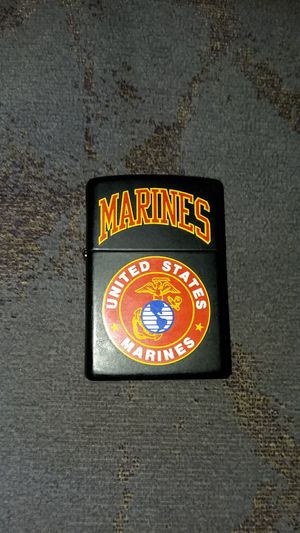 Marines Zippo Lighter for Sale in Sacramento, CA