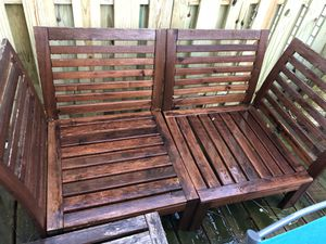 Outdoor patio furniture for Sale in Alexandria, VA