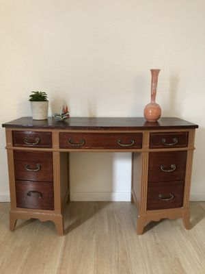 Console Table Desk for Sale in Austin, TX