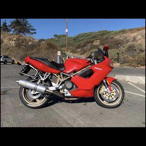 1999 Ducati st2 for Sale in Simi Valley, CA