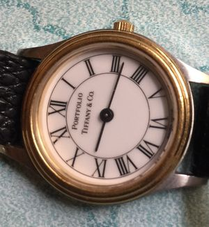 Tiffany & Company Woman's watch for Sale in San Diego, CA