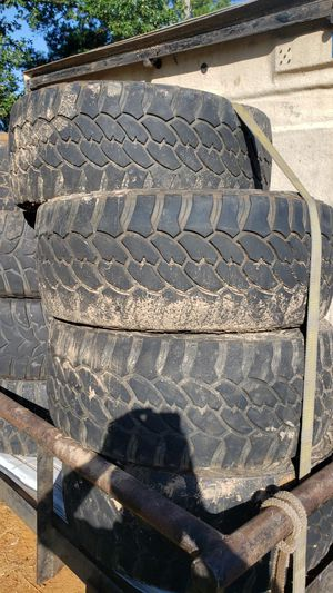 22 & 20 Inch Tires for Sale in Gladewater, TX