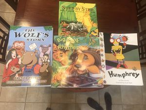 Children's big books for Sale in Gilbert, AZ