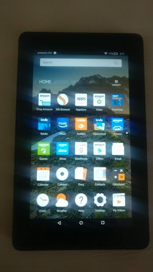 Amazon Fire Tablet Kindle for Sale in Spring Valley, NY