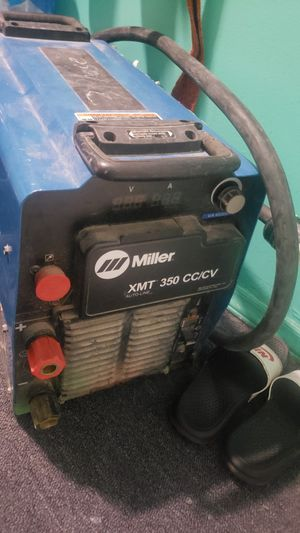Miller welder like new working no problems atal 2000 for Sale in Bronx, NY