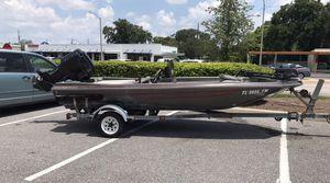 Cajun Bass Boat Mercury motor for Sale in Orlando, FL