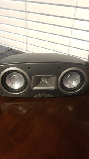 Klipsch speaker set center speaker for Sale in Merced, CA