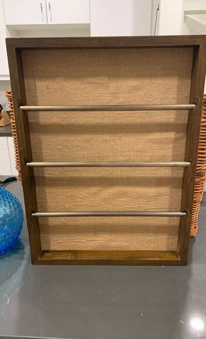 Pottery barn magazine rack for Sale in Irvine, CA