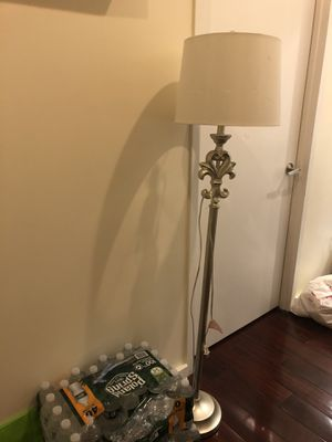 Nice floor lamp for Sale in New York, NY