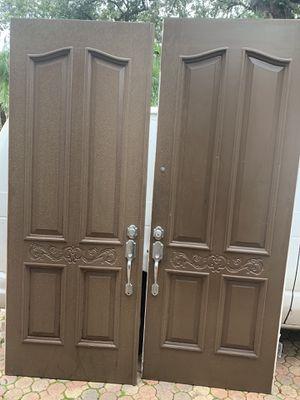Solid wood door 36x96 for Sale in Miami, FL