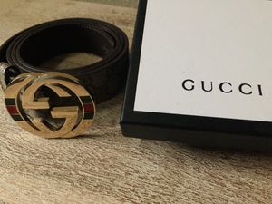 Gucci Belt for Sale in Graham, WA