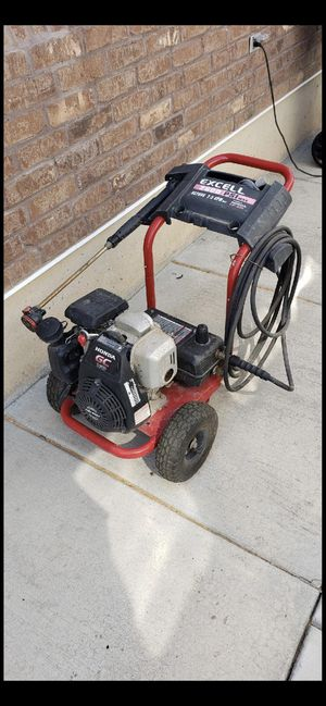 Honda pressure washer excell 2600 psi max for Sale in Syracuse, UT