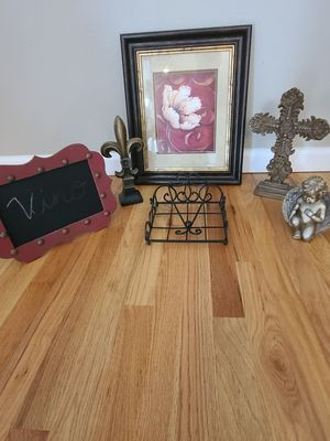 Miscellaneous home decor items. $5 each or best offer for everything for Sale in Englewood, CO