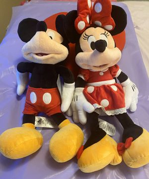 Brand New Minnie and Mickey. for Sale in Los Angeles, CA