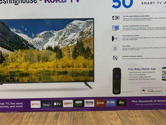 """BRAND NEW HISENSE ROKU TV 50"""" for Sale in Orange,  CA"""