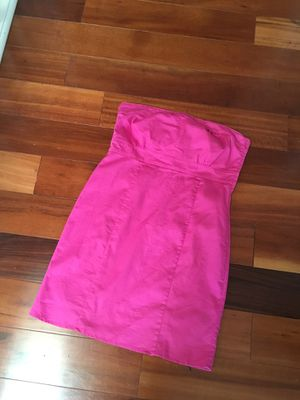 Hot Pink Strapless Sundress for Sale in Virginia Beach, VA