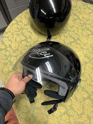 Harley Davidson large woman's helmet Diva model! for Sale in Riverside, CA