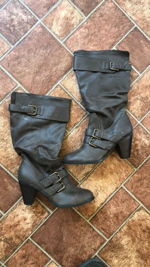 Heeled boots for Sale in Rome, PA