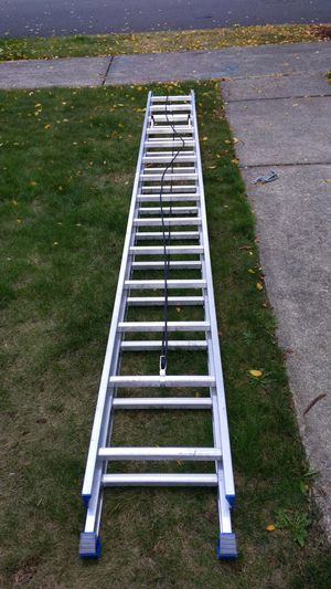 Werner extension ladder for Sale in Puyallup, WA