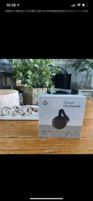 Google Chromecast - Brand New in box for Sale in Avon, CT