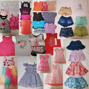 Girls assorted clothing lot size 5 for Sale in Huber Heights, OH