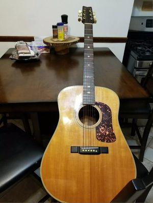 Vintage George Washburn Acoustic Guitar Rare D21S/N 1989 for Sale in Staten Island, NY