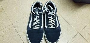 Vans men's shoes size 9 for Sale in Mentor, OH