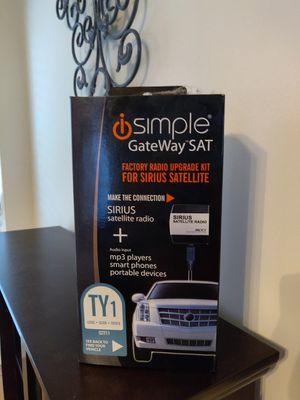 Simple GateWay SAT for Sirius Satellite radio for Sale in Hampton, VA