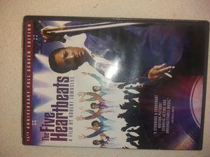 The Five Heartbeats dvd for Sale in San Antonio, TX