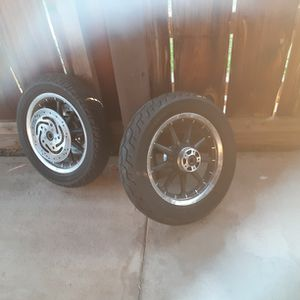 Stock Electra Glide Harly Rims for Sale in Fresno, CA