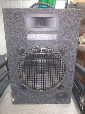 """10"""" Speaker for Sale in Jacksonville, FL"""
