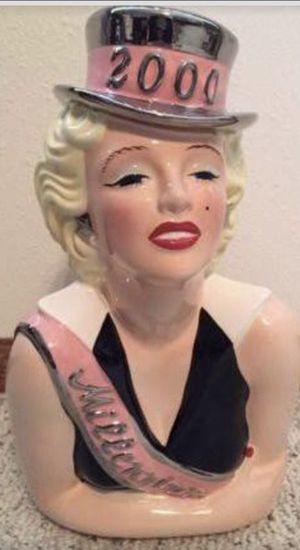 Marilyn Monroe Antique Cookie Jar for Sale in Riverside, CA