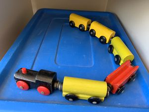 Wooden play toys for Sale in Falls Church, VA