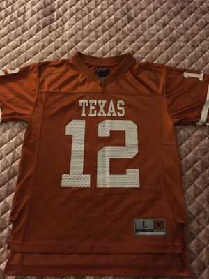 Texas Longhorns Colt McCoy #12 Jersey for Sale in Knoxville, TN