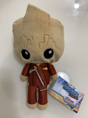 Funko Hero Plushies Baby Groot With Ravager Suit Guardians Of The Galaxy Disney NEW for Sale in Miami, FL