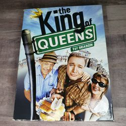 The King Of Queens DVD Collection Seasons 1-7 for Sale in Elk Grove,  CA