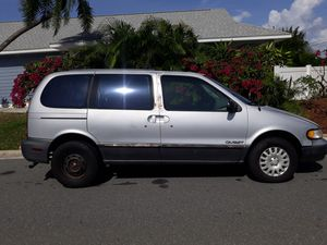 Nissan Quest 1997 for Sale in St. Petersburg, FL