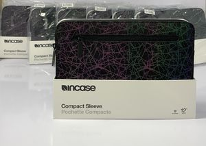 """Incase Compact Sleeve For MacBook 12"""" or Any 12"""" Laptop Or tablet - Swirl Luminescent for Sale in Los Angeles, CA"""