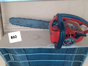 Home lite super chain saw runs good for Sale in Joplin, MO