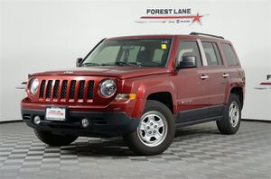 2015 Jeep Patriot for Sale in Dallas, TX