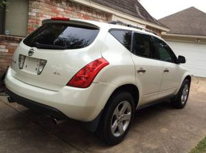 Wonderful 2OO3 Nissann Murrano AWDWheels Clear for Sale in El Monte, CA